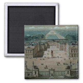 Beskåda av Versailles Magnet