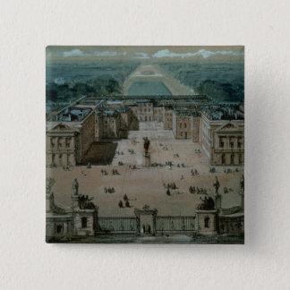 Beskåda av Versailles Standard Kanpp Fyrkantig 5.1 Cm