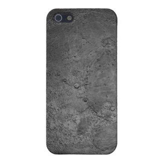 Beskåda bakifrån månen iPhone 5 fodral