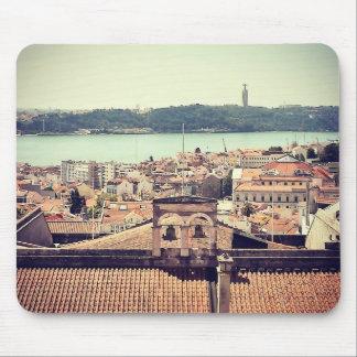 Beskåda från eftermiddagen: Lisbon. Musmatta