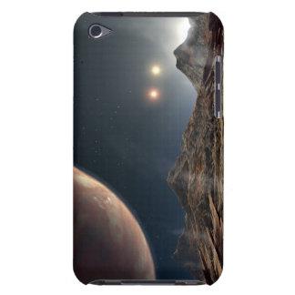 Beskåda från en hypotetisk måne i omlopp barely there iPod skydd