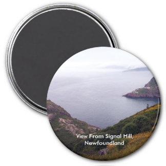Beskåda från signalerar magneten för backe 1 magneter