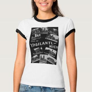 Beskådar av Ypsilanti Michigan vintage T-shirts