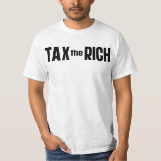 Beskatta riken t shirts