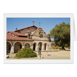 Beskickning San Antonio de Padua Hälsningskort
