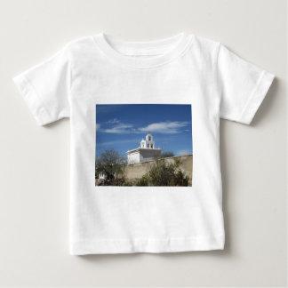 Beskickningen sätta en klocka på torn tee shirts