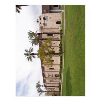 Beskrivningsbeskickning San Gabriel Arcangel i San Vykort