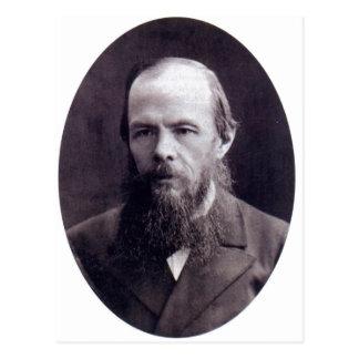 Beskrivningsfoto av F. Dostoevsky:    Suomi: Fjo Vykort