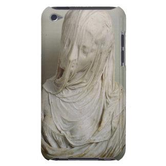 Beslöjad flicka (marmor) iPod touch cases