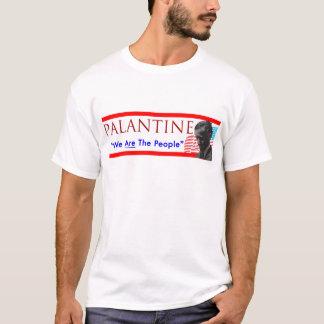 Beslut 2012 röstar Palantine för president Tee Shirt