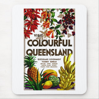 Besök färgrika Queensland Musmatta