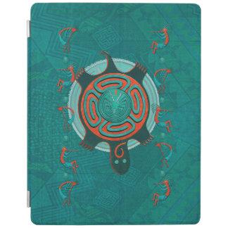 BesökareAnasazi infödd Folk konst iPad Skydd