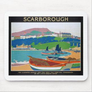 BesökScarborough affisch Mus Mattor