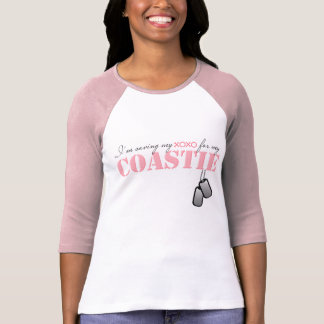 Besparing min XOXO för min Coastie Tee
