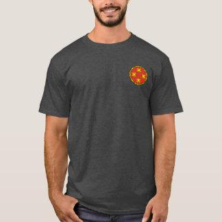 Beställa av drakerundan förseglar skjortan tshirts
