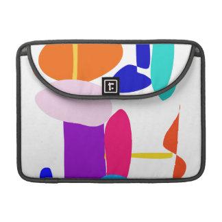 Beställnings- bakgrundsfärgmoské sleeves för MacBook pro