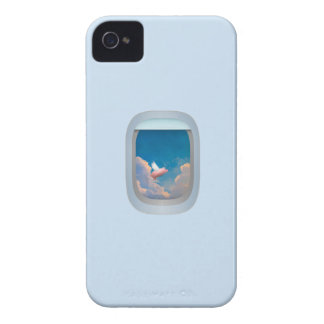 Beställnings- blackberry boldFodral-flyg gris iPhone 4 Skal