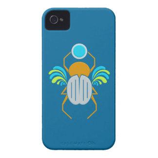 Beställnings- blackberry boldfodral för Scarab iPhone 4 Case-Mate Skal