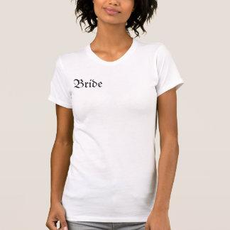 Beställnings- brudutslagsplats tee shirts
