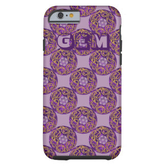 Beställnings- Celtic Gemiphone case Tough iPhone 6 Case