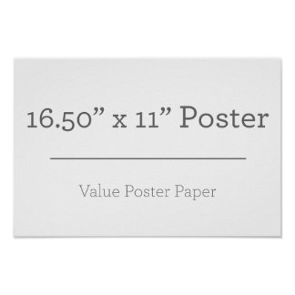 Beställnings- extra liten affisch
