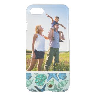 Beställnings- fotoblåttsnäckskal & iPhone 7 skal