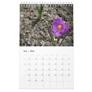 Beställnings- fotografiväggkalender kalender