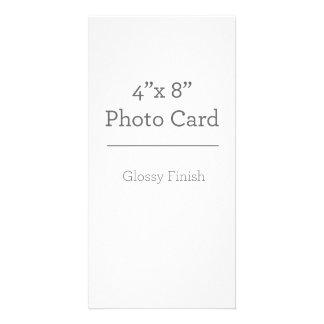 Beställnings- fotokortmall fotokort
