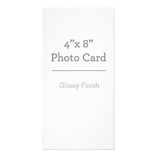 """20,3cmx10,2cm"""" Fotokort"""