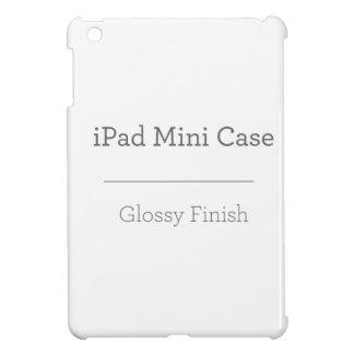 Beställnings- glansigt iPadkortkortfodral iPad Mini Mobil Skal