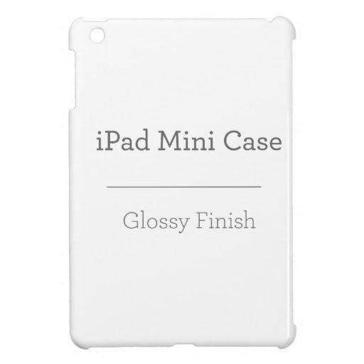 Case Savvy Glossy iPad Mini Fodral