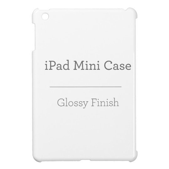 Case Savvy Glossy iPad Mini Fodral