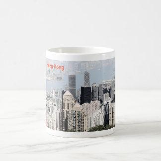 Beställnings- Hong Kong mugg