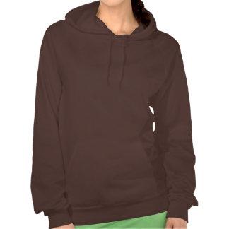 Beställnings- Jultomte ren Sweatshirt Med Luva