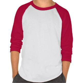 Beställnings- jultomten tee shirt
