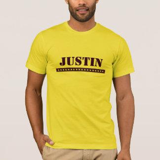 Beställnings- Justin Tshirts