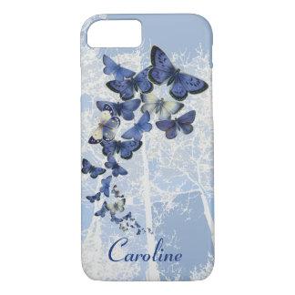 Beställnings- kaleidoscope av blåttfjärilar