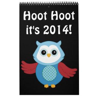 Beställnings- kalender för uggla 2014