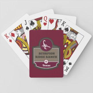 beställnings- kort casinokort