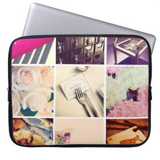 Beställnings- laptop sleeve för Instagram