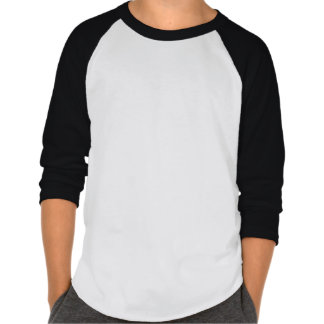 Beställnings- liten baseball för Raglan för sleeve T Shirts
