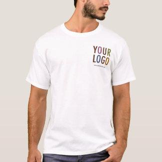 Beställnings- logotypT-tröja inga minimum T-shirt