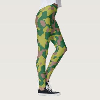 Beställnings- militär damasker för kamouflagestil leggings