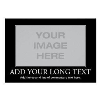Beställnings- Motivational affisch - beställnings- Poster