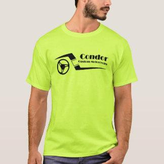 Beställnings- motorcykelT-tröja för Condor Tee Shirts