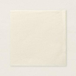 Beställnings- Pappersservett - standarda Ecru