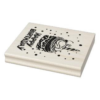Beställnings- Rubber Stamper för grattis på Stämpel