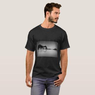 Beställnings- skjorta för reflexion T för vatten Tröja