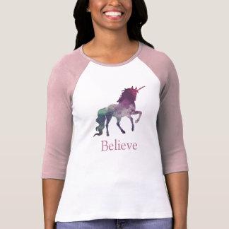 Beställnings- skjorta för Unicorn T för Tee