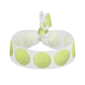 Beställnings- tennisboll Hairties för spelare Hårband